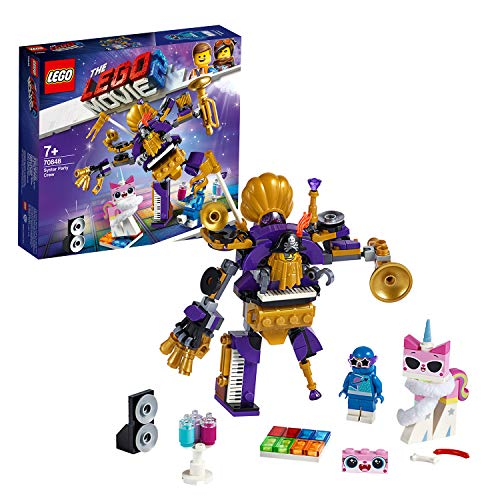 LEGO- Movie Party Crew Sorellare Costruzioni Piccole, Multicolore, 5702016603866