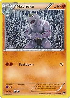 Pokemon - Machoke (45/111) - XY Furious Fists