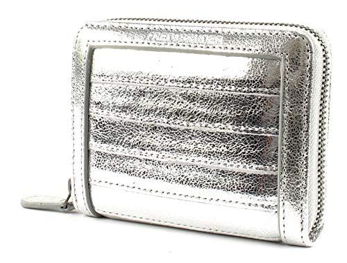 FREDsBRUDER Bestseller Wallet Gürteltier Small Silver