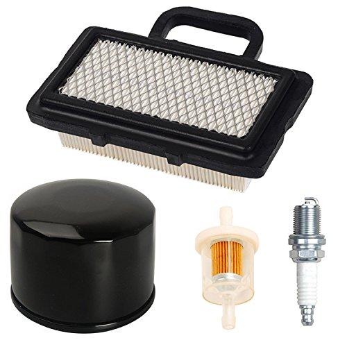 /17/HP moteurs haute qualit/é pi/èc Oxoxo filtre /à air Pr/é-filtre 496894/272403s Fuel Vanne darr/êt 494768/filtre /à carburant 394358/pour Briggs /& Stratton 282700/12.5/HP/