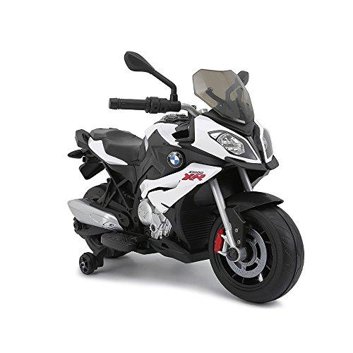 Mazzeo Giocattoli Moto elettrica per bambini 12V BMW