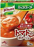 クノール カップスープ 完熟トマトまるごと1個分使ったポタージュ 3袋入
