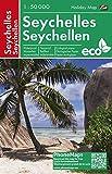 Seychellen, Freizeitkarte 1 : 50 000