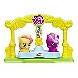 Play Doh - Figuras y tiovivo Gira-Gira Pony (Hasbro B4626EU4)