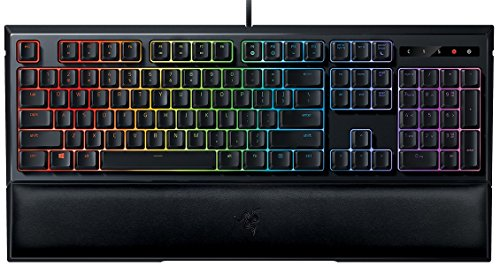 Razer Ornata Chroma Gaming-toetsenbord met Mecha-membraan-toetsen (Spaanse lay-out)