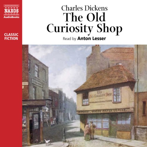 The Old Curiosity Shop  Audiolibri