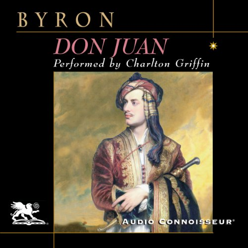 Don Juan audiobook cover art