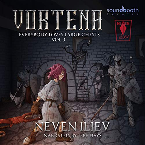 Vortena: Everybody Loves Large Chests, Volume 3 audiobook cover art