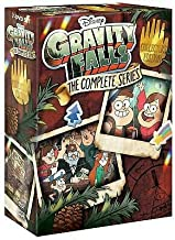 Gravity Falls The Complete Series DVD 6 Disc Set