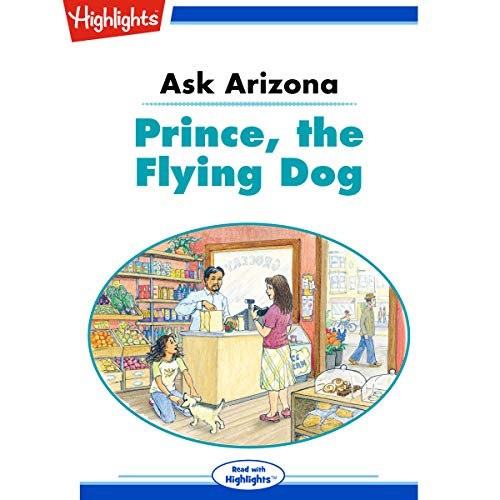 Ask Arizona: Prince the Flying Dog copertina