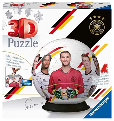 Ravensburger 3D Puzzle 11181 - Die Mannschaft - 72 Teile
