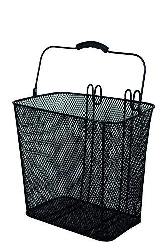 Gravidus Fahrradkorb zum seitlichen Einhängen an den Gepäckträger