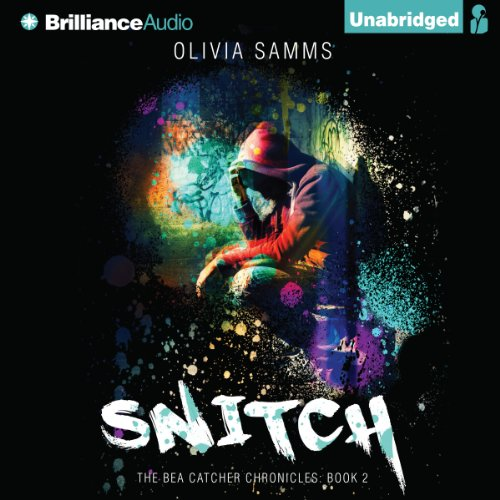 Snitch audiobook cover art