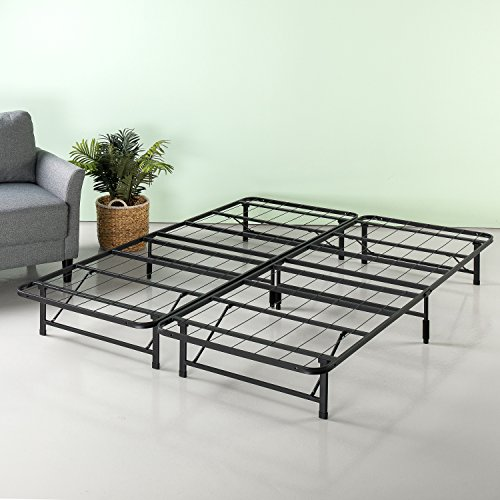 Zinus 10 Inch SmartBase Mattress Foundation, Platform Bed Frame, Box Spring...