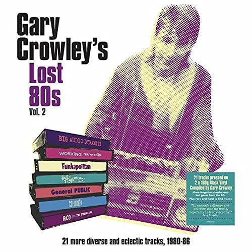 Gary Crowley's Lost 80s Vol. 2 / Various [180-Gram Clear Vinyl] [Disco de Vinil]