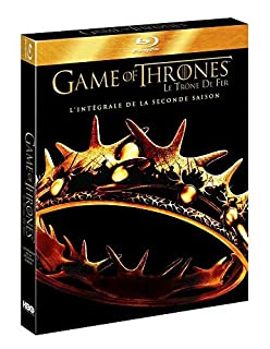 Game of Thrones (Le Trône de Fer) - Saison 2 - Blu-ray - HBO (B00DSKW9LC) | Amazon price tracker / tracking, Amazon price history charts, Amazon price watches, Amazon price drop alerts