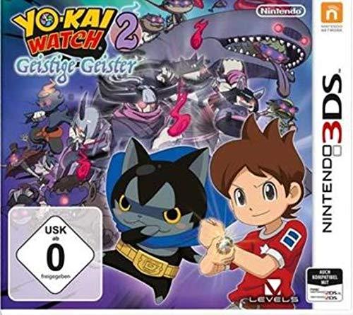 YO-KAI Watch 2 Geistige Geister [Nintendo 3DS]