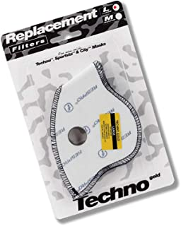 Respro Techno Mask Replacement Filter (2-Pack)