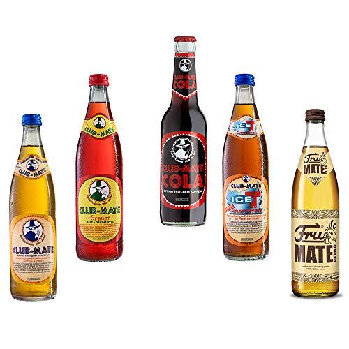 Mate Probierpaket 5 Flaschen
