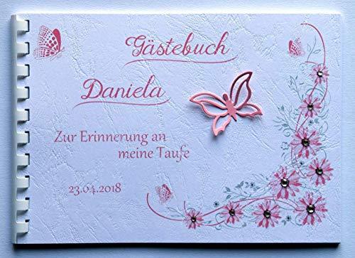 Gästebuch Einschulung Vintage Retrolook Hochzeit Geburtstag Konfirmation Kommunion Ferienwohnung...