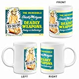 Deadly Weapons - 1974 - Movie Poster Mug