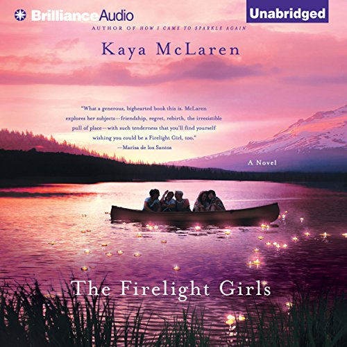 The Firelight Girls audiobook cover art