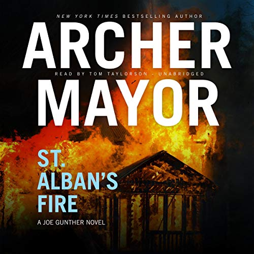 St. Albans Fire cover art