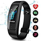 Updated 2019 Version High-End Fitness Tracker HR, High-End Activity Trackers Health Exercise Watch with Heart...