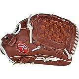 Rawlings R9 Softball Series 12 1/2' R9SB125FS-3DB-3/0 Gloves, Right Hand Throw