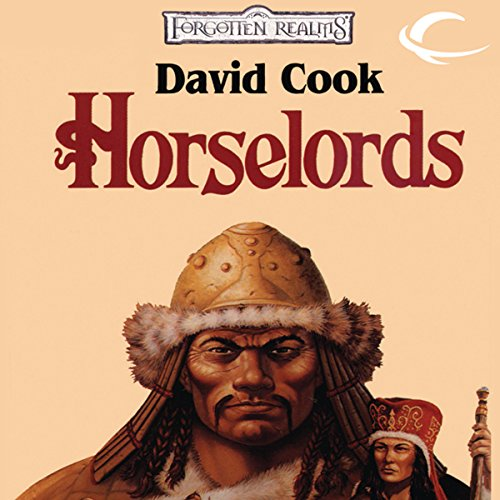 Horselords audiobook cover art