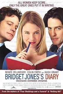 Bridget Jones's Diary 11x17 Movie Poster (2001)