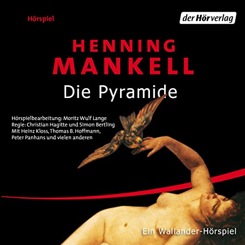 Die Pyramide audiobook cover art