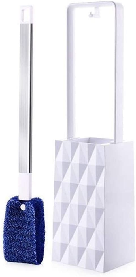 LJXLXY Toilet Brush Limited time sale Holder Cle Double-Sided Outlet ☆ Free Shipping Bending