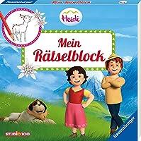 Heidi: Mein Raetselblock