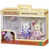 Sylvanian Families- Ballerina Friends Mini Muñecas Y Accesorios, Multicolor...