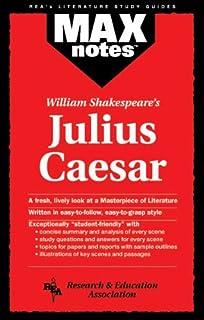 MAXnotes Literature Guides: Julius Caesar