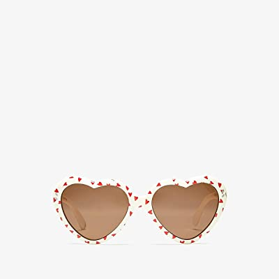 Stella McCartney SK0037S (Little Kids) (White) Fashion Sunglasses