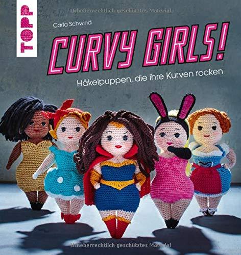 Curvy Girls: Häkelpuppen, die ihre Kurven rocken