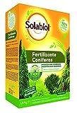 Solabiol - Fertilizante para coníferas 100% orgánico en formato 1,5kg