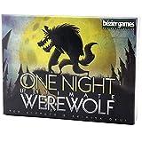 YMFZYM Juegos de Cartas de Estrategia de Hombre Lobo de una Noche, Juego de Mesa de Rompecabezas, Naipes de Fiesta Familiar en el Interior, Noche de Juegos, Estudiantes Adultos, Adolescentes, niños