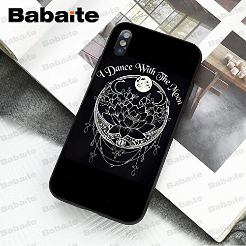 Inspired by Tarot Cards Phone Case Compatible With Iphone 7 XR 6s Plus 6 X 8 9 11 Cases Pro XS Max Clear Iphones Cases TPU- En- Vaporesso- Unknown- Arcanum- Arcanum- 32961492725