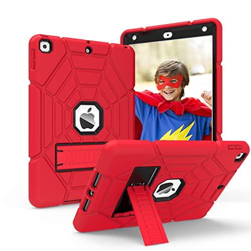 CCMAO - Funda para iPad de 8ª/7ª generación, iPad 10.2 2019 y 2020 para niños, resistente a prueba de golpes, resistente a prueba...