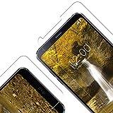 RIIMUHIR 3 Piezas Protector de Pantalla para LG G6, 9H Dureza, Sin Burbujas, Anti-Rasguños, Alta Definicion, Cristal Templado para LG G6