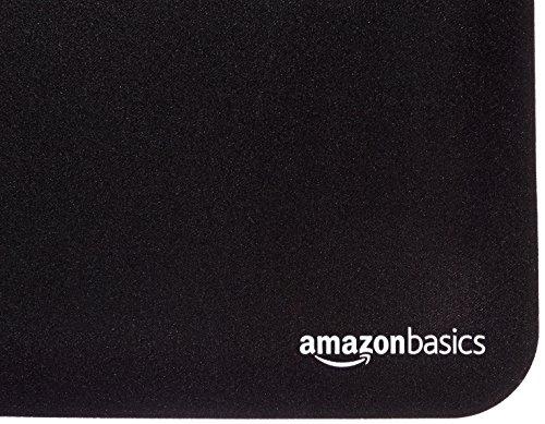 Amazon Basics Großes Gaming-Mauspad, Computer, verlängert, Schwarz - 4