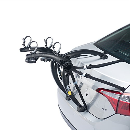 Saris Bones 2 Bike Trunk Rack, Black
