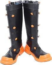 Mingchuan Whirl Cosplay Boots Shoes for My Hero Academia Bakugou Katsuki