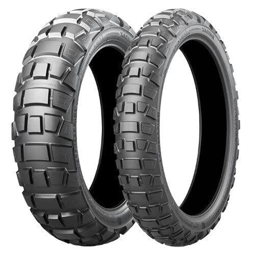 Bridgestone 75674 Neumático 120/90 -16 63P, Ax41 para Moto, Todas Las Temporadas