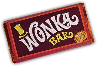 Chocolate Works Pumpkin Spice Milk Chocolate Wonka Bar, Brown, 50 g