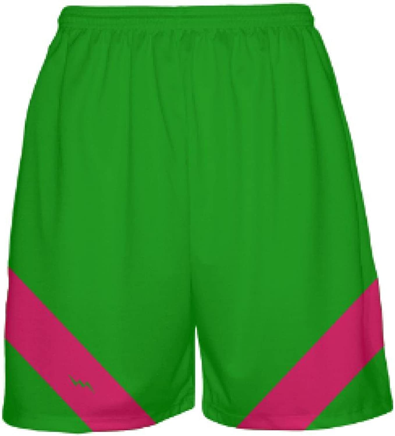 LightningWear Kelley Green Basketball Shorts