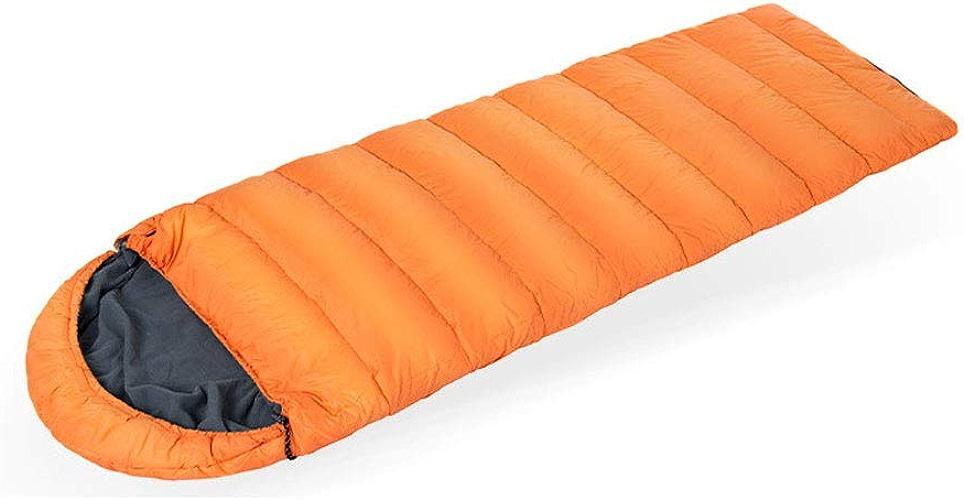 DGB Camping en Plein Air Hiver Sac De Couchage Enveloppe Ultra Léger Portable Chaud Duvet De Canard